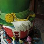 wonderland cake 4