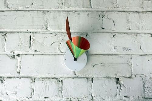 3D Clock 4