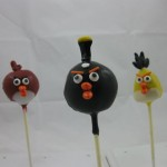 Angry Birds Cake Pops 1