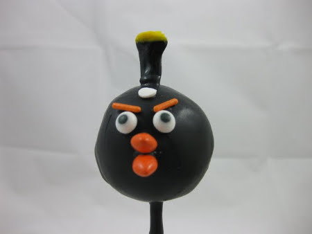 Angry Birds Cake Pops 4