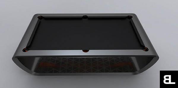 Blacklight Pool Table 1