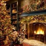 Christmas wallpapers art 11
