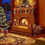 Christmas wallpapers art 14