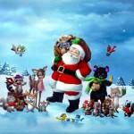 Christmas wallpapers art 7