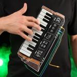 Electronic Music Synthesizer T-Shirt 1