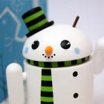 Gary Ham Android Snowman 2