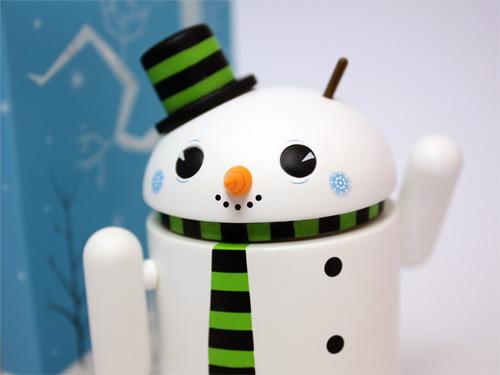 Gary Ham Android Snowman 3
