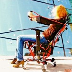 GymyGym Exercise Chair 4