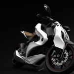 Igor Chak motorcycle