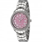 Invicta Women's Wildflower Collection Diamond Stainless Steel Watch