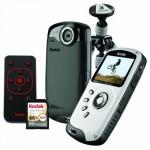 Kodak PlaySport Pocket Video Camera Bundle