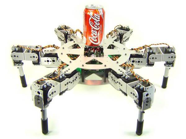 Lynxmotion AH3-R Hexapod Robot