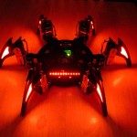Lynxmotion CH3-R Hexapod Robot
