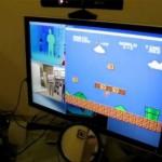 Mario Kinect Hack