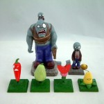 Plants vs. Zombies Polymer Clay Doll