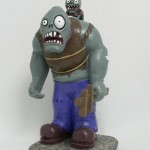 Plants vs. Zombies Polymer Clay Doll 2