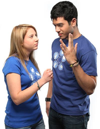Rock Paper Scissors Lizard Spock T-shirt 3