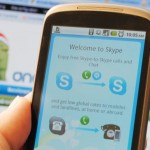 Skype for Android 1