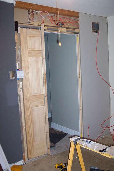 Star Trek Style Door