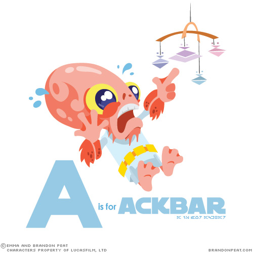 Star Wars A For Ackbar
