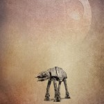 Star Wars AT-AT Poster 2