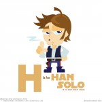 Star Wars H For Han