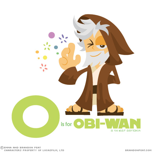 Star Wars O For Obi-Wan