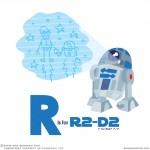 Star Wars R For R2-D2