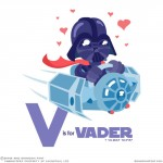 Star Wars V For Vader