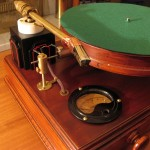 Steampunk Record Player 2