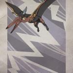 Superhero Dinosaur – Pteranodon Storm