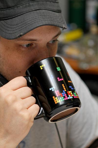 Tetris Mug 2