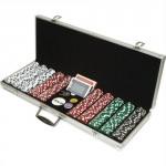 Trademark Poker Chip Set