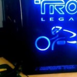 Tron Legacy Custom Xbox 360 Console 3