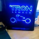 Tron Legacy Custom Xbox 360 Console 4