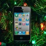 White iPhone Ornament 4