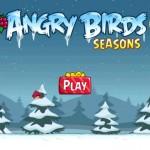 angry birds christmas ipad application