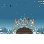 angry birds christmas ipad game