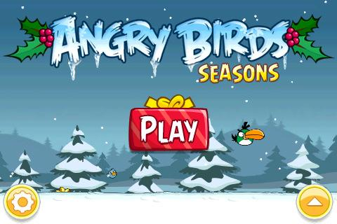 angry birds seasons iphone game