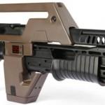 best gadgets of 2010 aliens pulse rifle pistol