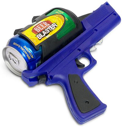 best gadgets of 2010 beer blaster