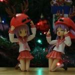 christmas ornaments anime lucky star