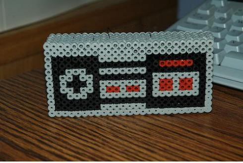 christmas ornaments nes controller