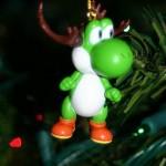 christmas ornaments yoshi character