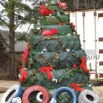 christmas tree designs bizarre 5
