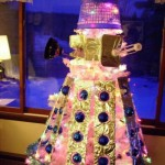 christmas tree dr who dalek