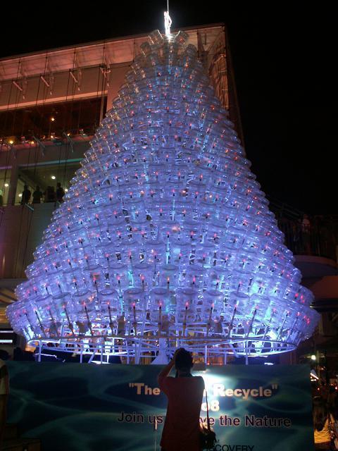 christmas trees led cubes 1