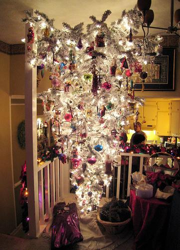 christmas tree upside down