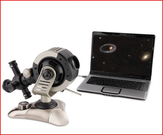 cool gadgets of 2010 computer telescope  1