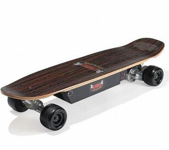 cool gadgets of 2010 electric skateboard 1